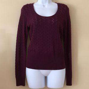 Woman merino wool sweater